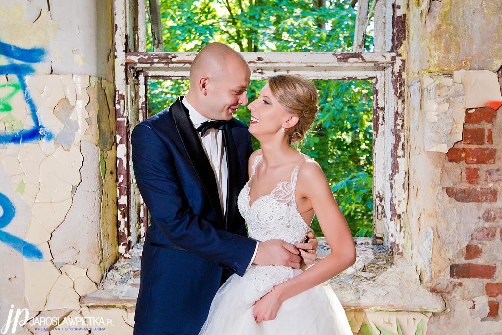 reportaż i plener ślubny