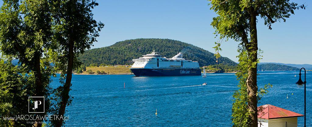 Okolice Oslo, Prom, Miejsce na sesję ślubną w Norwegii