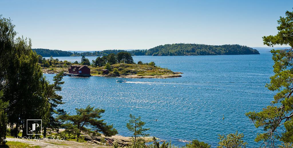 Miejsce na plener ślubny w Norwegii