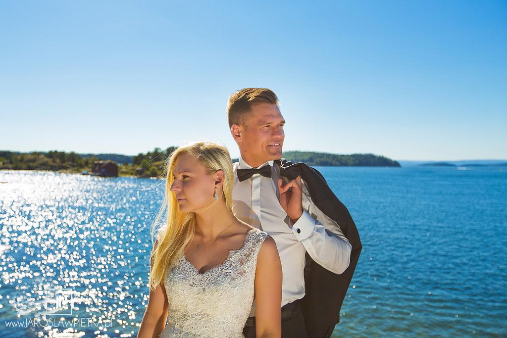 Sesja ślubna w Norwegii