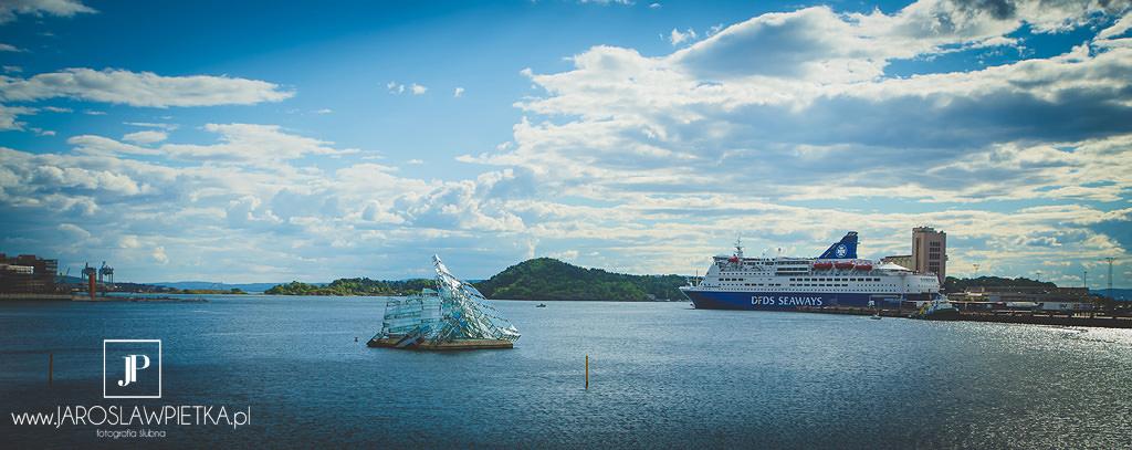 Port w Oslo