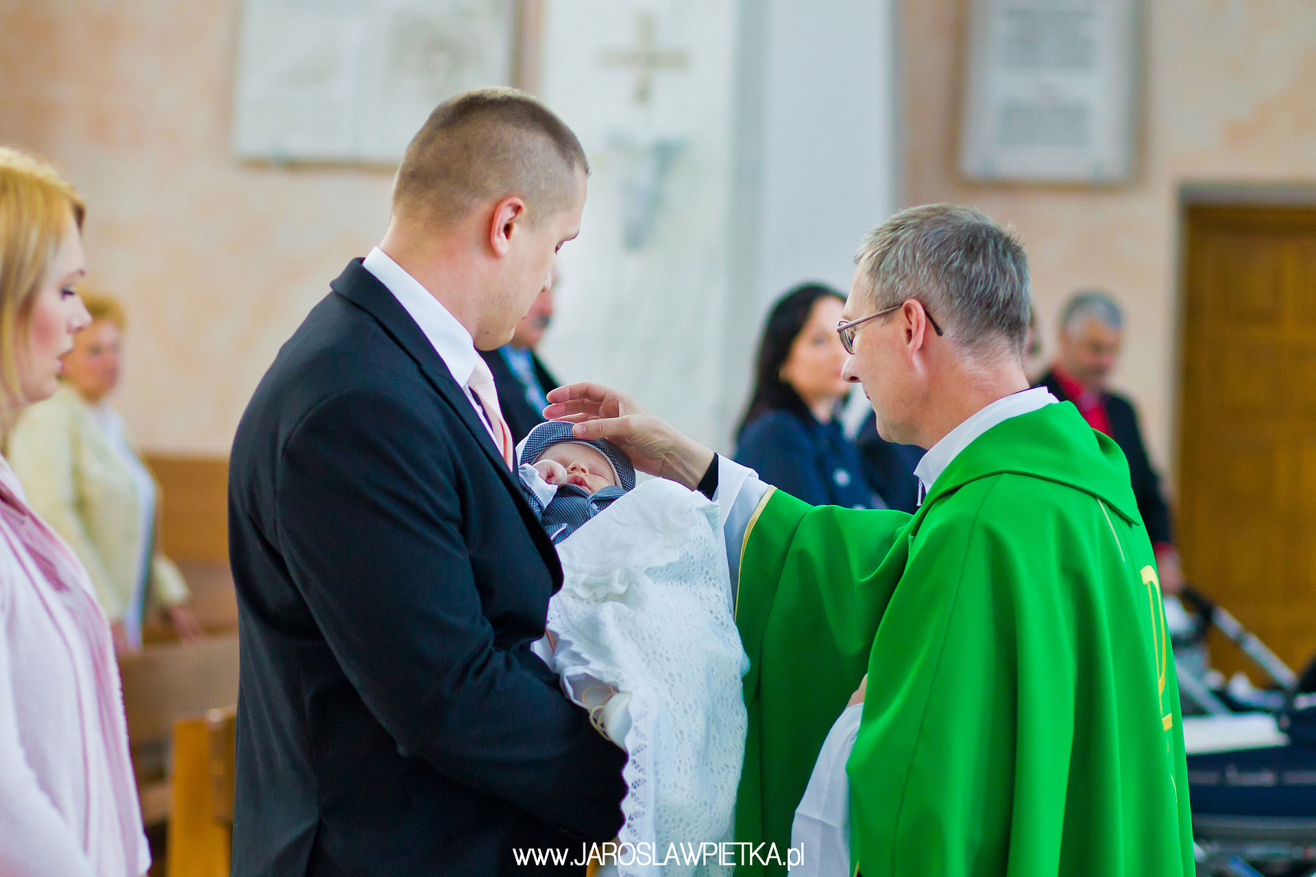 chrzest galeria zdjęć _ fotograf na chrzest święty Warszawa