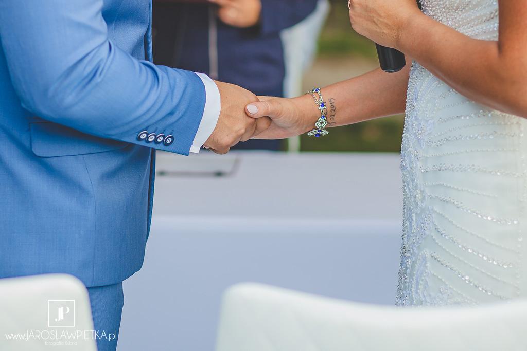 ślub plenerowy