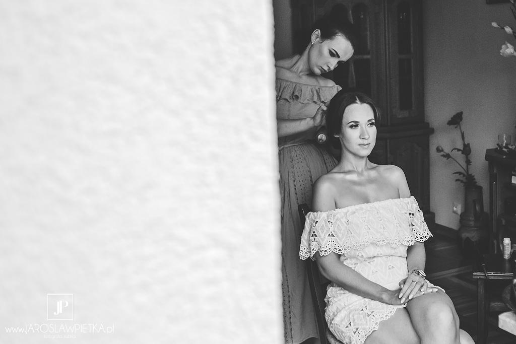 reportaż ślubny - wesele w Lawendowym Pałacyku