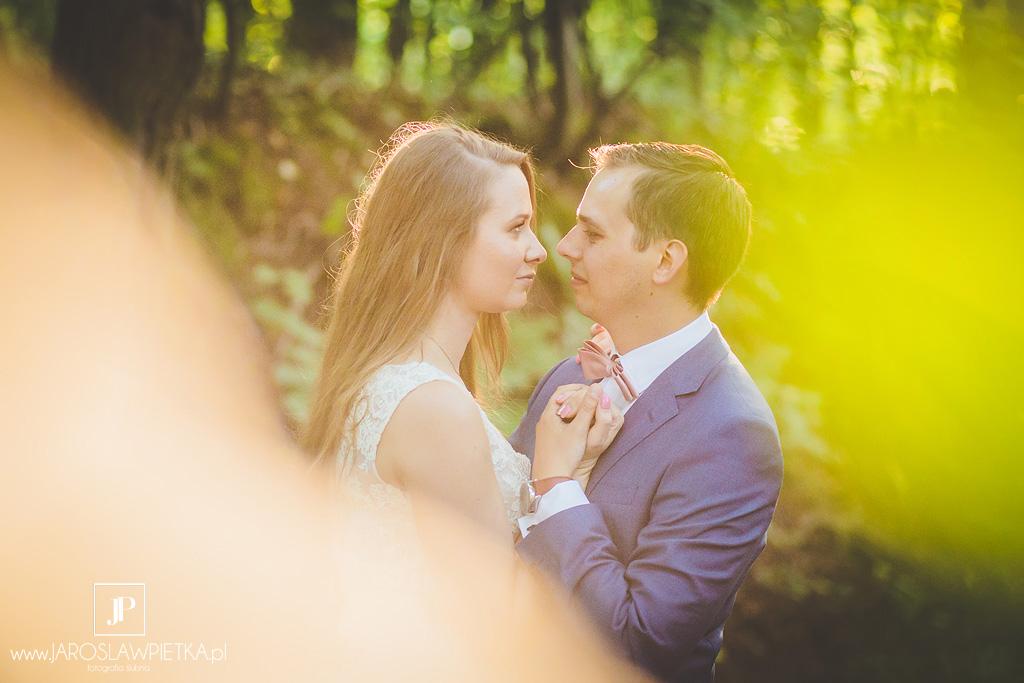Sesja ślubna w Kazimierzu Dolnym