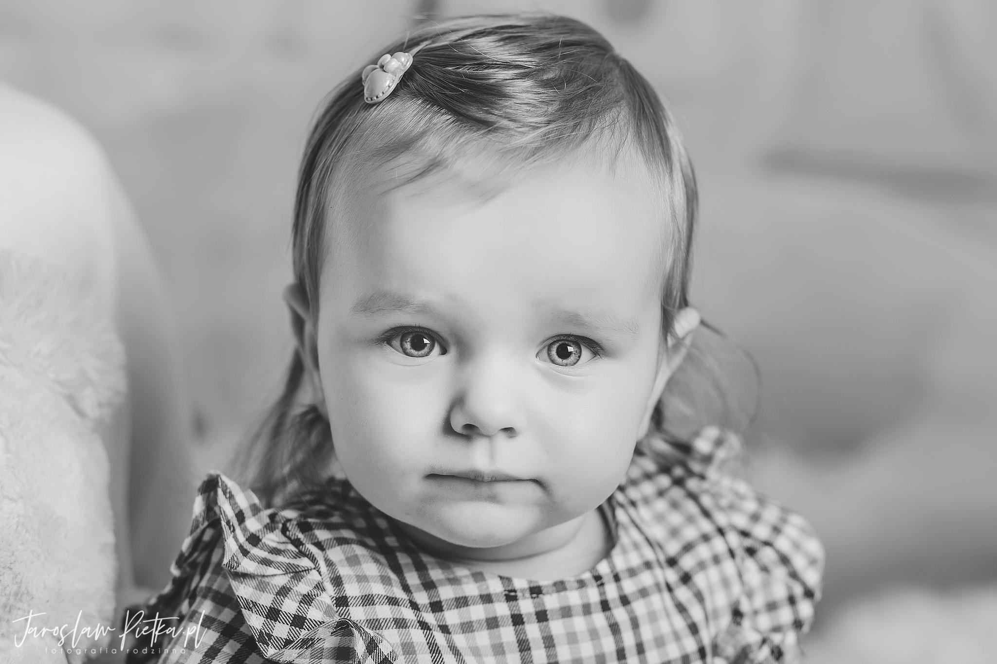 Sesja zdjęciowa na roczek