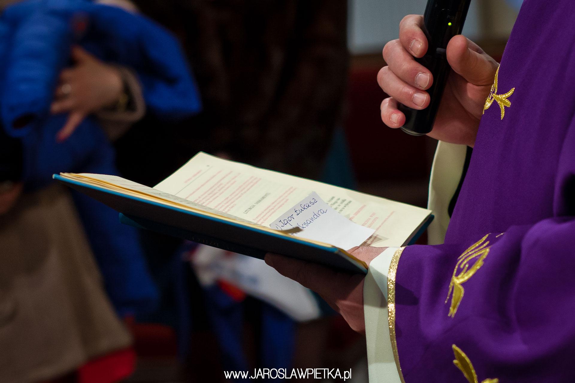 chrzest galeria zdjęć