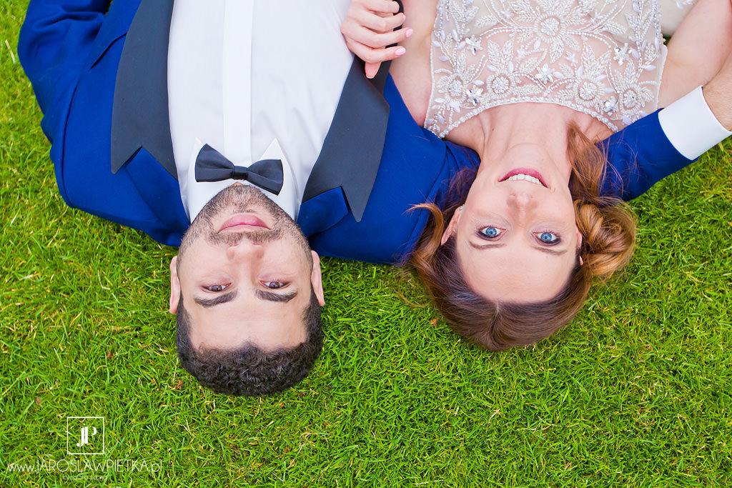 Marta i Ufuk - piękny ślub w plenerze